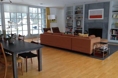Modern Open Country Home - Casa