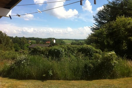 Cozy summer house - beautiful view - Brovst - Hus