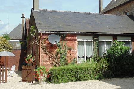 Le Petit Chalet - cozy and quiet. - Bagnoles-de-l'Orne (Chateau)