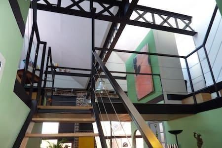 loft spacieux de 120 m² - Roubaix - Loft
