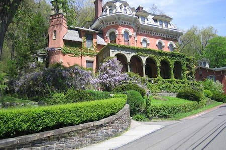 The Harry Packer Mansion Inn - Jim Thorpe