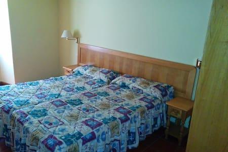 CQ11-habitacion doble con baño - Almhütte