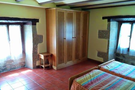 CQ15-habitacion cuadruple con baño - Huis