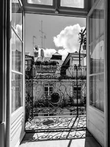Flores palace Chiado' comfy room - Lisboa - Bed & Breakfast