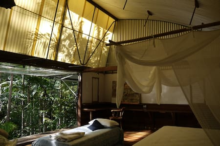 River Room, Bellingen Treehouse - Baumhaus