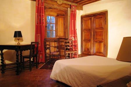 Grande suite familiale de caractère - Saint-Maurice-sur-Vingeanne - Bed & Breakfast
