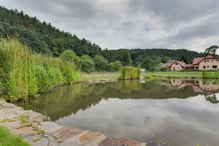 BEATIFUL trout & sheep farm house - 단독주택