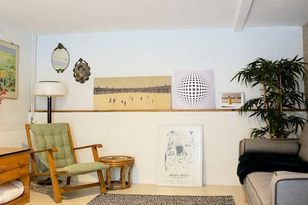 "Studio ""Dijk"" in Zaandam (C), near Amsterdam (15m) - Apartment"