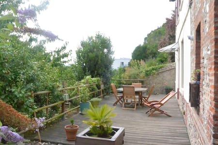 Charmante maison bourgeoise  - Pont-Audemer - Maison