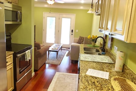 Lovely Garden Apartment Suite - Ooltewah - Apartment