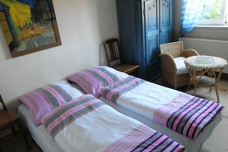 Zimmer in Thüringer Schieferhaus - Nahetal-Waldau