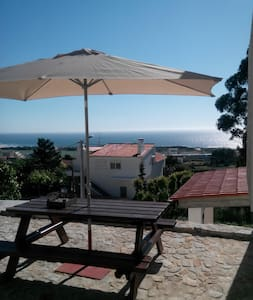 House fully furnished and equiped with two floors, three bedrooms, kitchen, living room, two bathrooms, garden and open space with ocean view and barbecue.  Afife and Arda beaches for surfing or just enjoy the sun and relax!