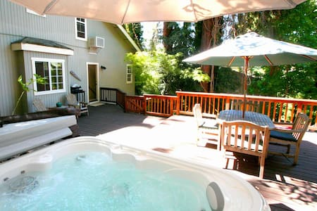 """""""Inner Peace""""River,Hottub,Wineries!"""