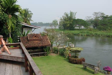 The Bantak River House - Ko Taphao - House