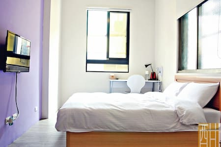 Lovely house RM-L: big tidy comfort - Xitun District - Bed & Breakfast
