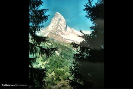 Holidays at the famous Matterhorn - Zermatt