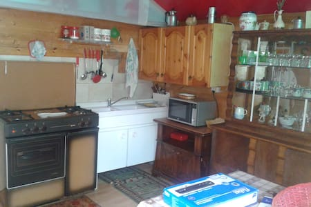 camera cucina bagno  - House