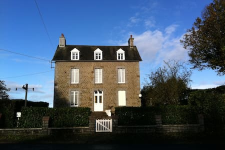 Detached Farmhouse in Normandy Town - Haus