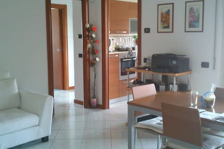 Comfort between Milan and Bergamo - Apartment