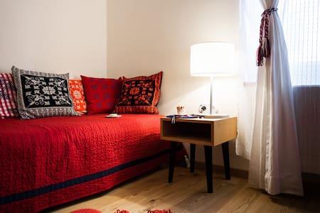 Peaceful relaxation in single room - Podkoren - Bed & Breakfast