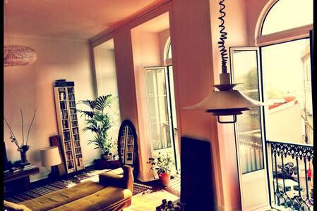 Heart of Lisbon! Beautiful room!