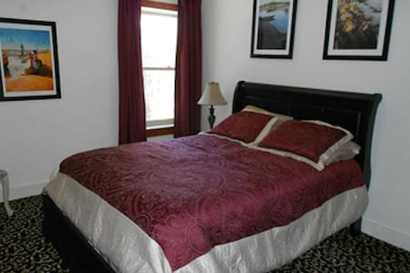 DaCy Meadow Farm: French Suite - Westport - Bed & Breakfast