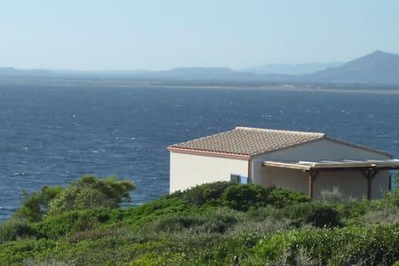 ☀SARDEGNA☀ casetta sul mare - Is Solinas