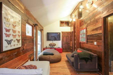 NY Loft in CA Redwoods!  (1314N) - Occidental - Chalet