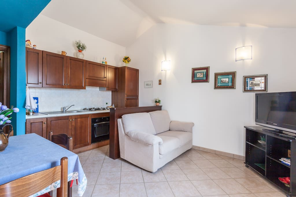 Apartment in Assisi countryside