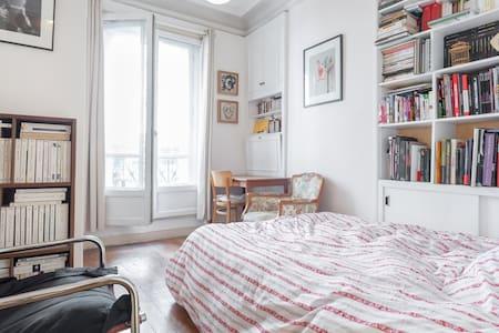 private room, paris, sacre coeur