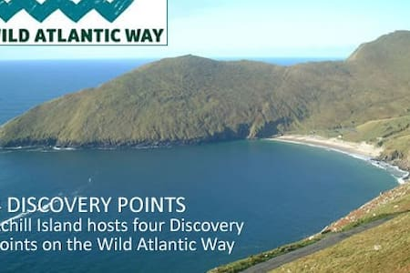 Wild Atlantic Way Achill Island B&B - Westport