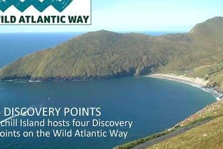 Wild Atlantic Way Achill Island B&B