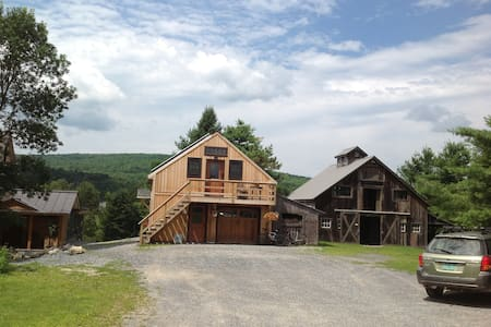Cozy new studio with mountain view - Westford - Apartment