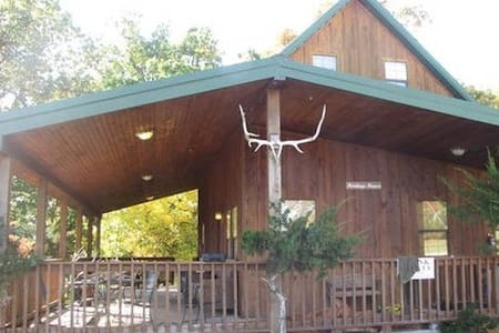 White Tail Cabin At Hill Creek - Maison