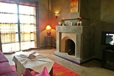 Villa pas cher Marrakech - Douar Zemrane - Villa