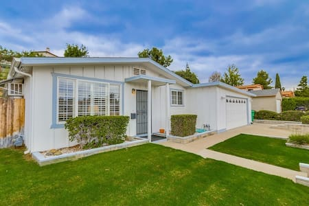 Nice and Cozy 3 Bedrooms 2 Baths! - San Diego