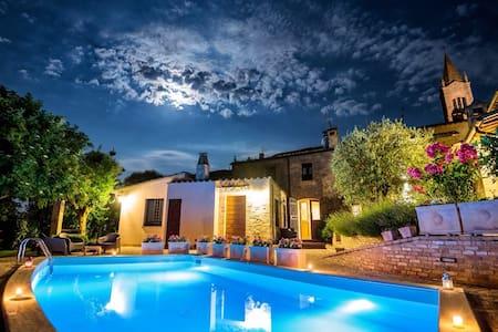 BorgoCuore: house with pool in Todi - Todi