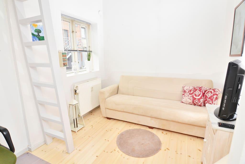 Private room near Odense Center