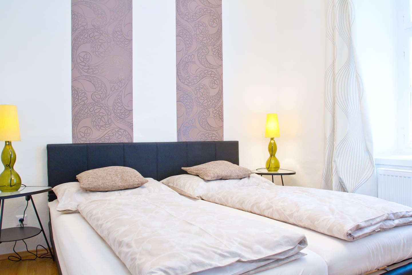 Welcome in Graz to Minihotel room 3