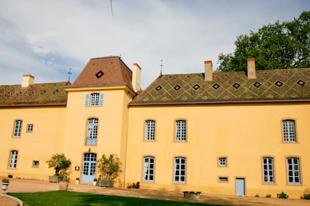 Château d'Origny - Suite Anglaise - Ouches - Bed & Breakfast