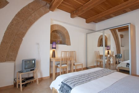 """La Casa di Tufo: Room """"Serancia"""" - Orvieto"""