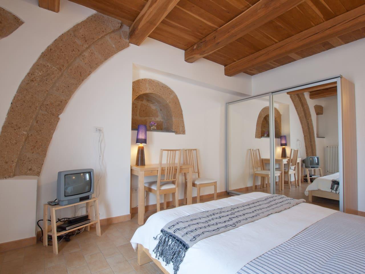 """La Casa di Tufo: Room """"Serancia"""""""