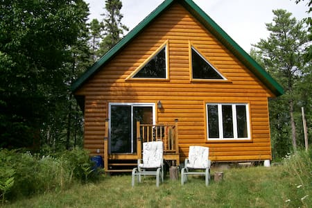 The Black Lake Cabin Quebec - Bungalo