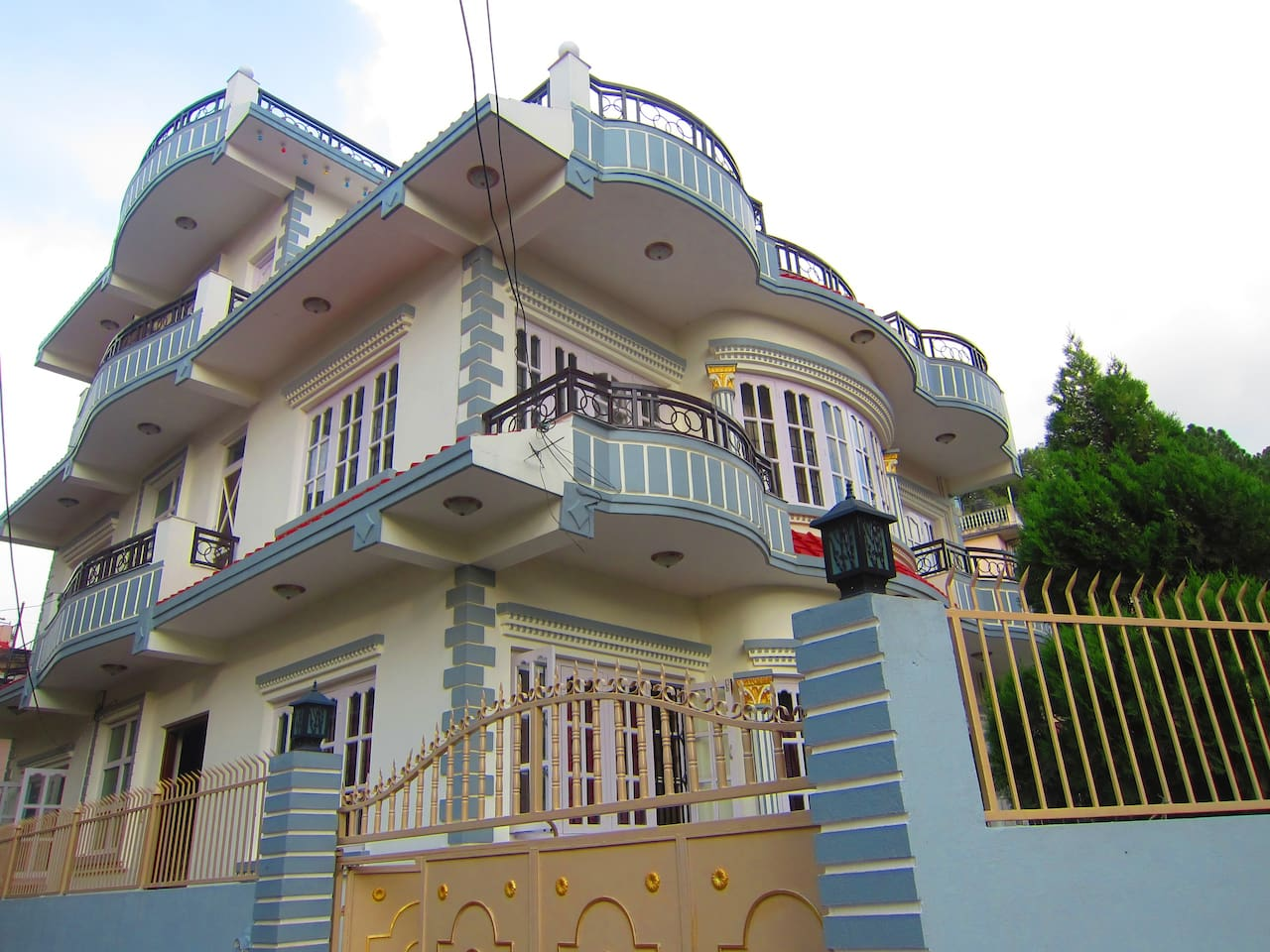 Welcome to your home in Nepal