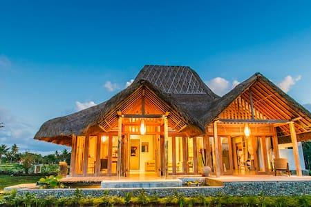 Most elegant design villa in ubud