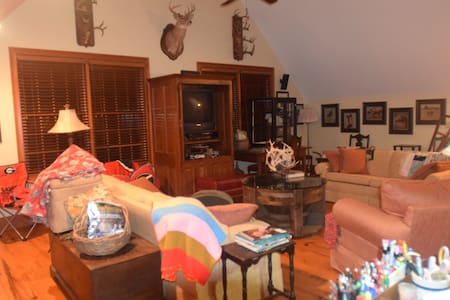 Can Do Farms - The Brass Room - Byromville - Bed & Breakfast