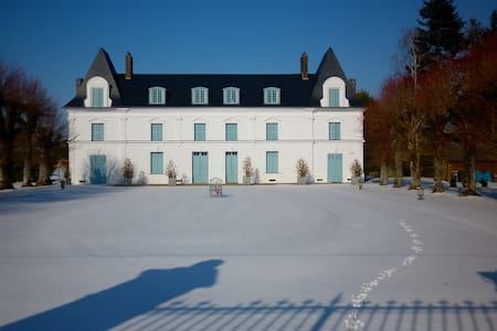 Chateau Jonquay- peaceful paradise  - Épreville-en-Roumois