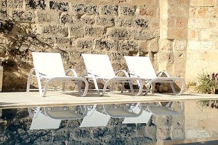 casa nel Palazzo con piscina Piscin - Apartmen