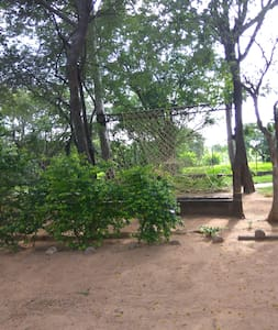 Live in the Woods amidst a Deer Park!! - Thimmaipalli - House