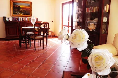 Orange Room - University & Sea in Messina - Leilighet